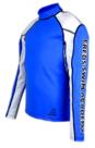 UV 80 Longsleeved Shirt 'azur'